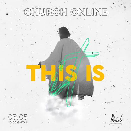 Sunday service | Church Online | 03.05.2020