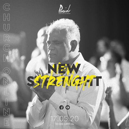 Sunday service 16.05.2020 | Church Online
